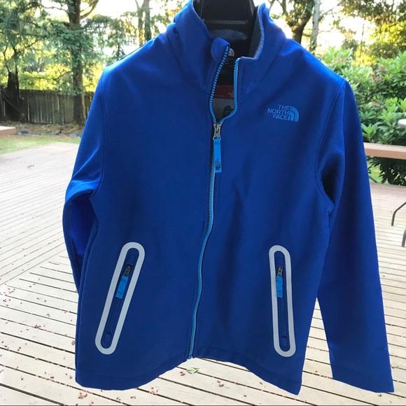 the north face jackets coats big boys north face apex bionic rh poshmark com